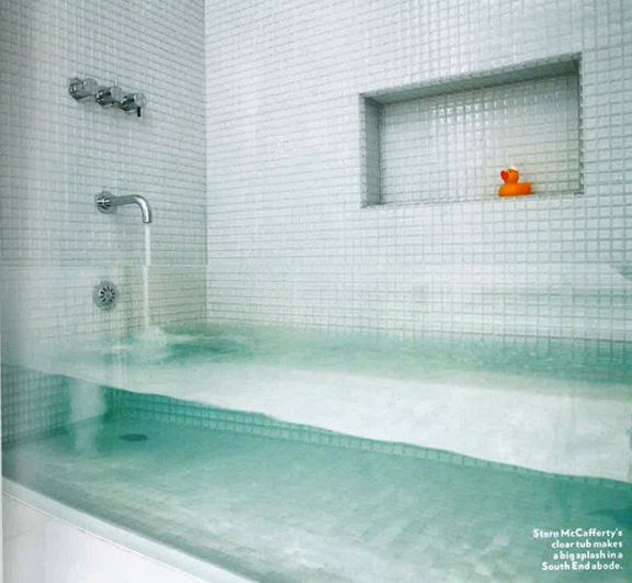 Via Theawesomeblog And Bookofjoe. Just Some Random Photos Of Some Cool  Additions To Some Houses. Hereu0027s Some Info On The Glass Bathtub.